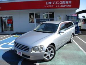 日産 ステージア 250t RX FOUR 2.5 250t RX FOUR 4WD 4WDターボ キセノン