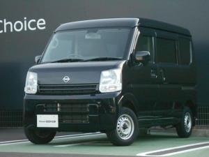 日産 NV100クリッパーバン 660 DX GL エマージェンシーブレーキ パッケージ ハイルーフ 5AGS車