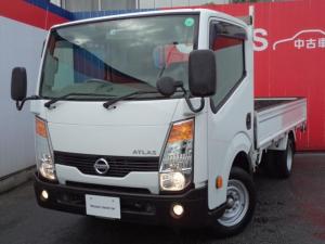 日産 アトラストラック 2.0 スーパーロー DX 1.5t 木製 Wタイヤ