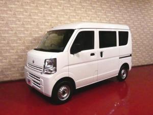 日産 NV100クリッパーバン DX セーフティパッケージ ハイルーフ 5AGS車 エマージェンシーブレーキ ワンオーナー