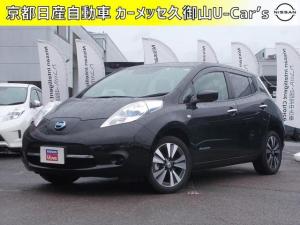 日産 リーフ 30kWh X サンクス エディション ナビ・アラウンドモニター・ドラレコ・ETC