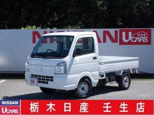 日産 NT100クリッパートラック 660 DX 4WD 5速マニュアル