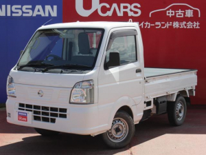 日産 NT100クリッパートラック 660 DX 4WD A/T