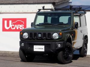 スズキ ジムニー 660 XL スズキ セーフティ サポート 装着車 4WD 衝突被害軽減装置