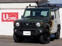 スズキ/ジムニー 660 XL スズキ セーフティ サポート 装着車 4WD 衝突被害軽減装置