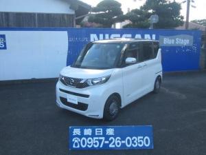 日産 ルークス 660 AUTECH ナビ/フルセグ/ETC/走行4000キロ