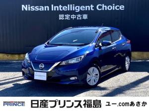 日産 リーフ X Nissan connectナビ バックモニター