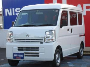 日産 NV100クリッパーバン 660 DX ハイルーフ 5AGS車 GLパッケージ抗菌・抗ウィルス対策施工車