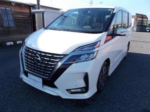 日産 セレナ 2.0 ハイウェイスター V 当社試乗車・AVM・ドラレコ・ETC・PP