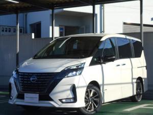 日産 セレナ 2.0 ハイウェイスター V 登録済み未使用車・新車保証継承