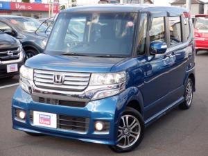 ホンダ N-BOXカスタム 660 カスタムG SSパッケージ ワンオ-ナ-車 両ASD HIDライト