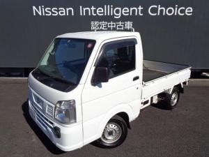 日産 NT100クリッパートラック 660 DX 4WD 5MT パ-トタイム4WD フォグランプ付 ETC