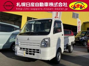 三菱 ミニキャブトラック 660 みのり 4WD マニュアル