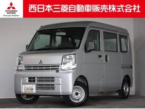 三菱 ミニキャブバン M 距離無制限保証3年付 エアコン パワーステアリング付