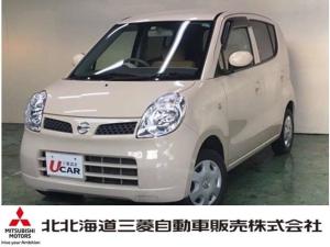 日産 モコ E FOUR シートヒーター キーレス ABS