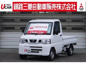 日産 クリッパートラック 660 SD 4WD