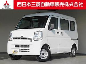 三菱 ミニキャブバン 4WD Mハイルーフ 5AMT車 ABS エアコン パワステ