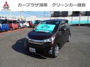 三菱 eKカスタム 660 T ターボ ナビTV バックカメラ スマートキー