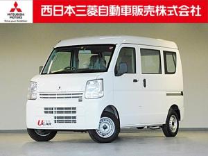 三菱 ミニキャブバン 2WD M ハイルーフ 5AMT ABS 当社社有車UP