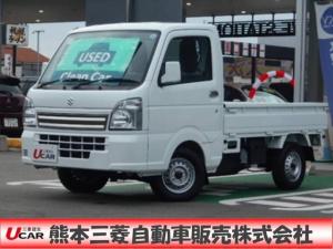 スズキ キャリイトラック 660 KCスペシャル 3方開 オートギアシフト車