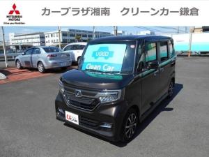 ホンダ N-BOXカスタム カスタム 660 G EX ホンダセンシング