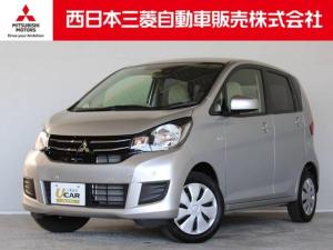 三菱 eKワゴン M eアシスト プラスエディション 距離無制限保証3年付