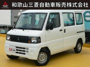 三菱 ミニキャブバン 660 CD ハイルーフ AC・PS・純正ラジオ