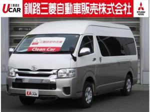 トヨタ ハイエースワゴン 2.7 グランドキャビン 4WD