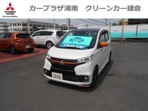 三菱 eKカスタム 660 アクティブギア 4WD