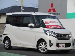 三菱 eKスペースカスタム 660 カスタム G eアシスト 4WD