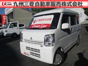 三菱 ミニキャブバン 660 ブラボー ハイルーフ 三菱認定中古車保証付