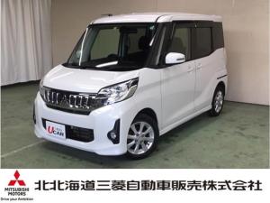 三菱 eKスペースカスタム カスタムG ナビ Bカメラ エンジンスターター 4WD
