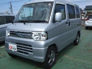 三菱 ミニキャブバン 660 CL ハイルーフ 4WD
