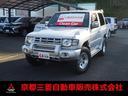 三菱/パジェロ 3.5 メタルトップワイド ZR-S 4WD  5速AT