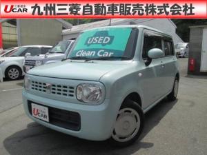 スズキ アルトラパン 660 G カーナビ エンジンプッシュスタート 三菱認定保障