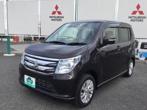 スズキ ワゴンR 660 FZ 4WD ナビ付き 宮城三菱認定中古車
