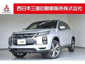 三菱 RVR 2WD G スマホ連携ナビ・バックカメラ 当社新車試乗車UP