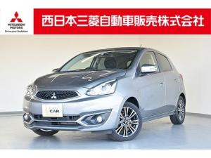 三菱 ミラージュ 1.2 G e‐Assist スマートキー 当社社有車UP
