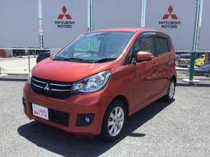 三菱 eKワゴン 660 G セーフティパッケージ 4WD 宮城三菱認定中古車