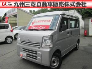 三菱 ミニキャブバン 660 M ハイルーフ 5速マニュアル 三菱認定中古車保証付