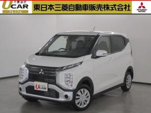 三菱 eKクロス 660 M 4WD