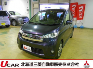 三菱 eKカスタム 660 T 4WD