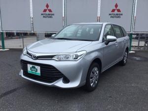 トヨタ カローラフィールダー 1.5 X 4WD キーレス ナビ 宮城三菱認定中古車