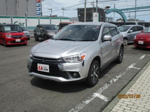 三菱 RVR ワンオ-ナ- ケンウッドナビ バックカメラ クルコン付き