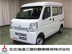 三菱 ミニキャブバン M ハイルーフ 5AGS ABS 1年保証