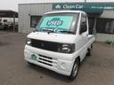 三菱/ミニキャブトラック 660 Vタイプ エアコン付 4WD