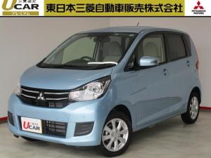 三菱 eKワゴン Gセーフティ プラスエディション サポカ-S