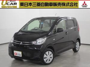 三菱 eKワゴン M e-アシスト 認定U-CAR ナビ&TV