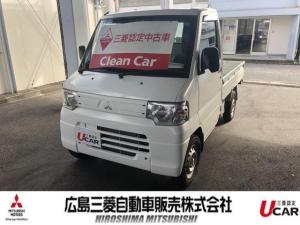 三菱 ミニキャブトラック Vタイプ AM/FMチューナー
