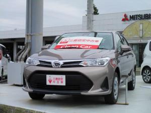 トヨタ カローラアクシオ 1.5X /レンタカーアップ車